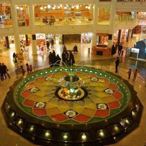 مراکز خرید مشهد الماس شرق