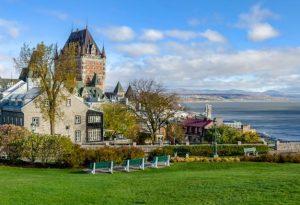 موقعیت کبک کانادا