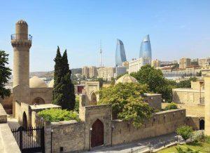قصر شیروان یکی از جاهای دیدنی باکو