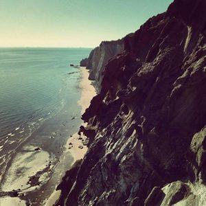 دره مجسمه ها در جزیره هرمز