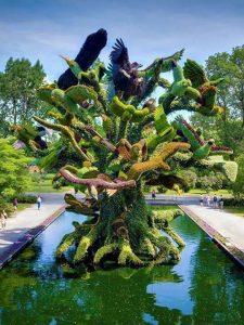 باغ گیاه شناسی در کبک کانادا