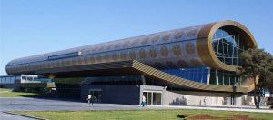 موزه فرش یکی از جاهای دیدنی باکو