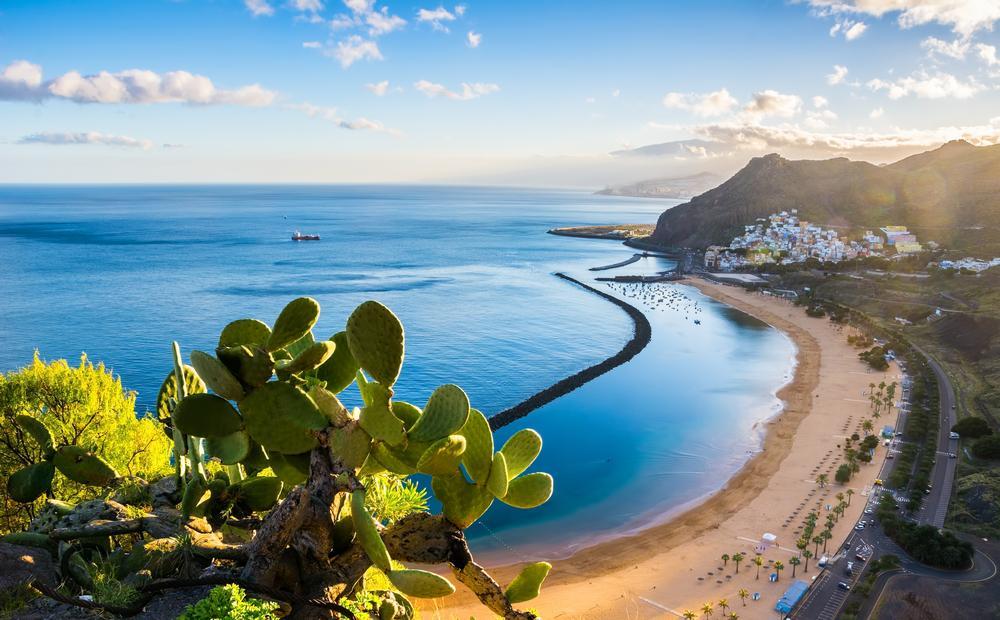 سواحل جزایر قناری
