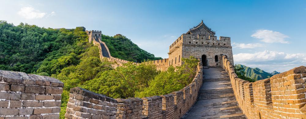 جنبه های گردشگری دیوار چین
