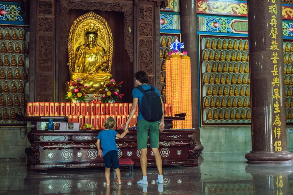 نکات مهم گردشگری در معبد کک لوک سی