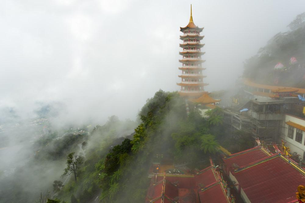گنتینگ هایلندز شهر تفرحی بر ارتفاعات مالزی