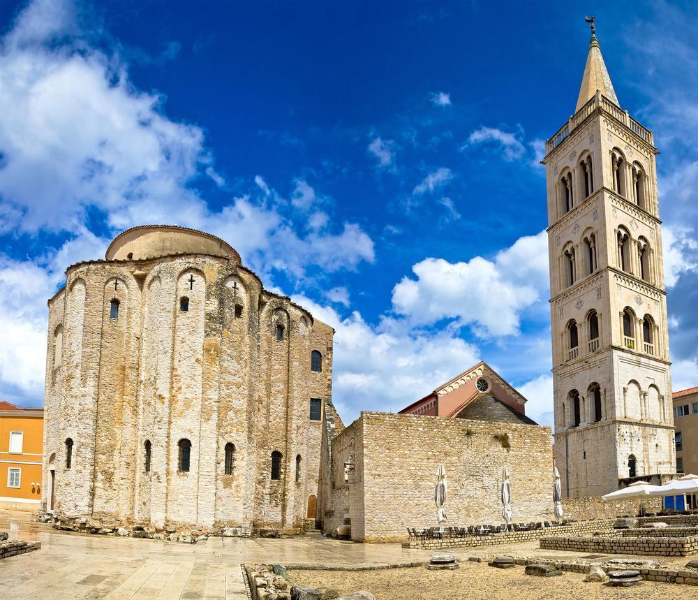 کلیسای سنت دوناتوس در کرواسی