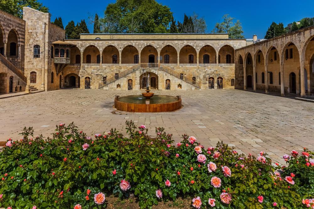کاخ بین الدین لبنان