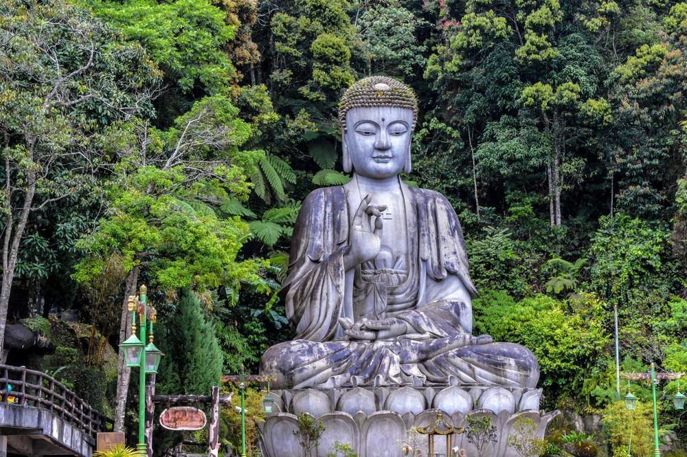 معبد های چینی در گنتینگ هایلندز