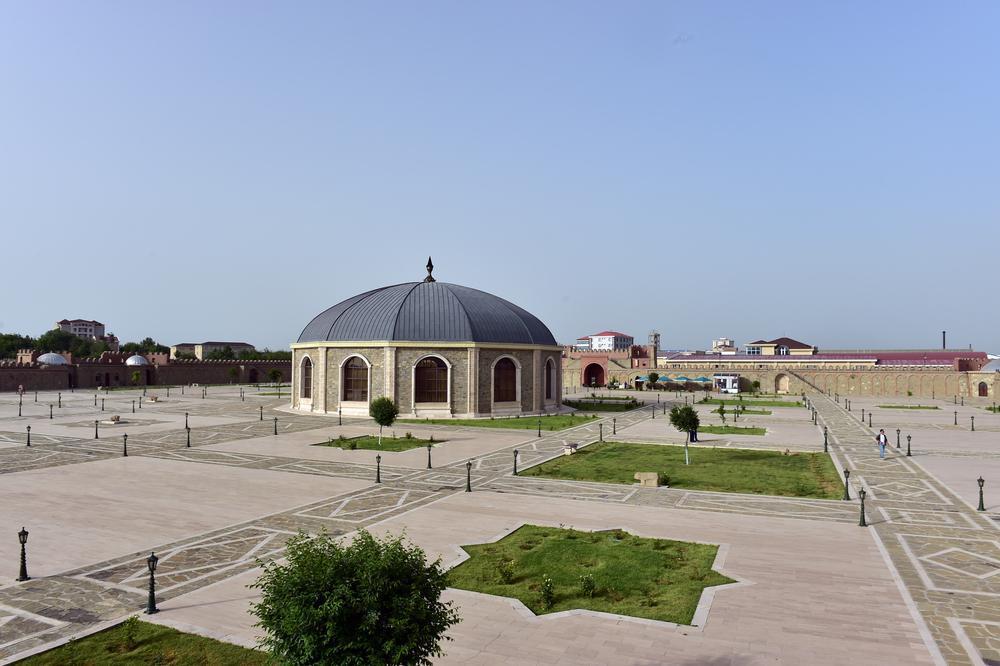 نخجوان و موزه فرش با قدمت های بالا