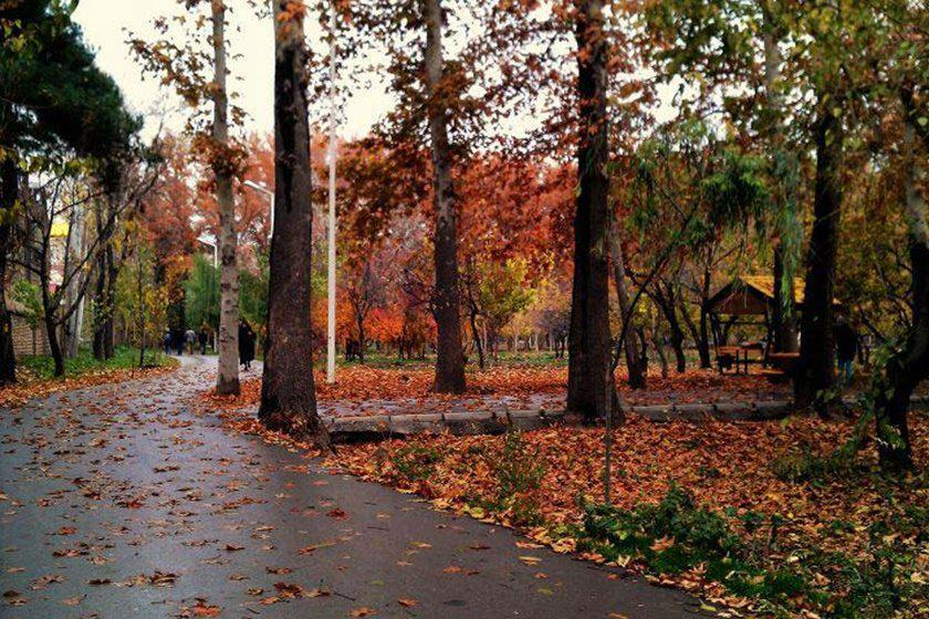 باغ فاتح از جاهای دیدنی کرج