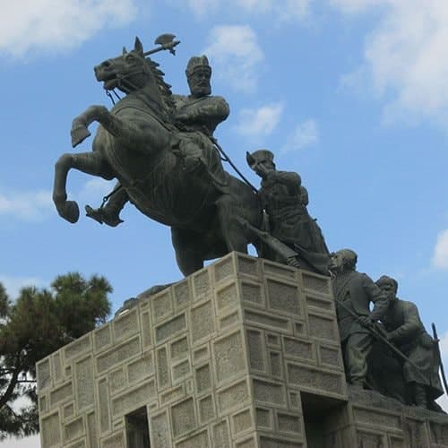 جاهای دیدنی تاریخی مشهد