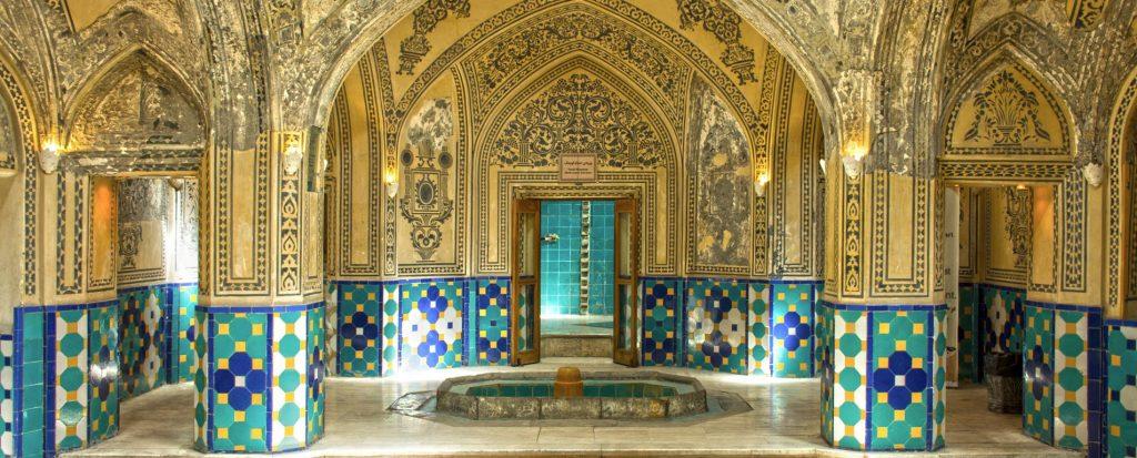 حمام میر احمد در کاشان
