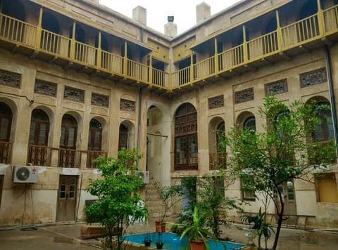 عمارت گلشن بوشهر