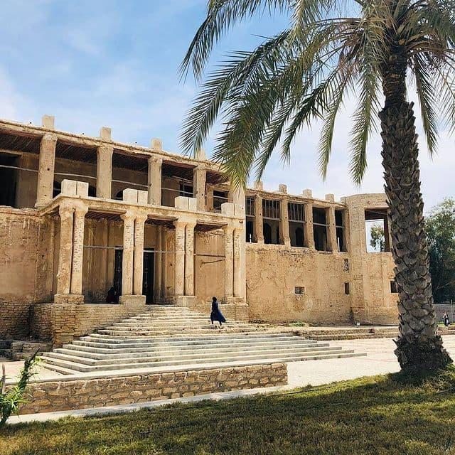 عمارت ملک؛ یکی از جاهای دیدنی بوشهر