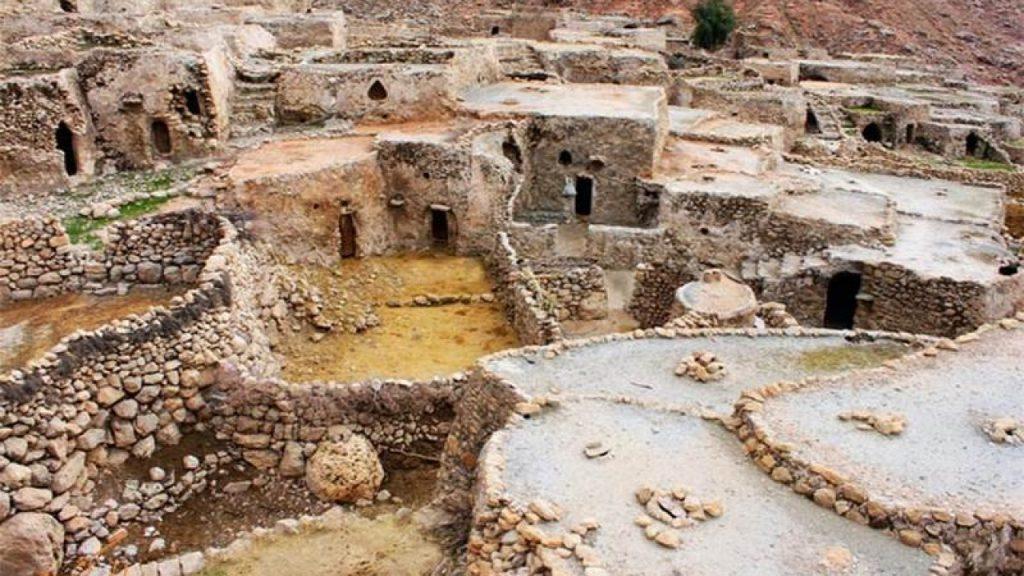 جاهای دیدنی دزفول و روستای لیوس