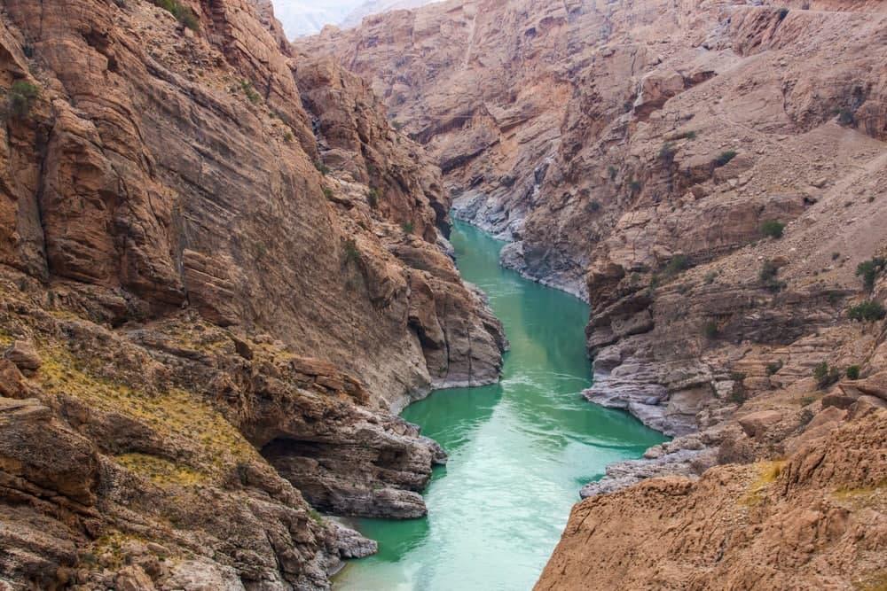 دره خزینه در استان لرستان